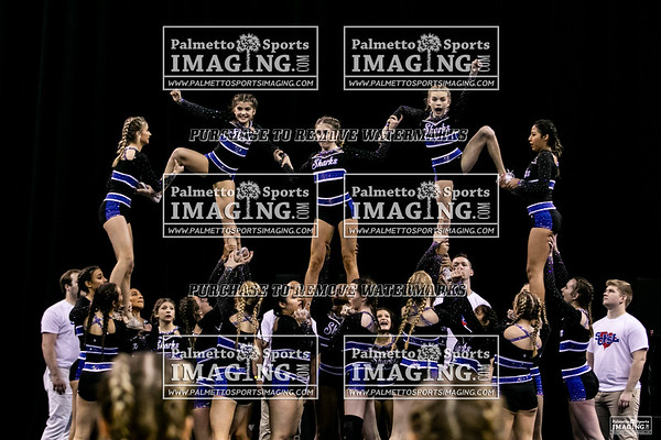 May River-2019 State Cheerleading Championship