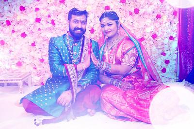 Sanjeev and Yashwanthini's Wedding Story