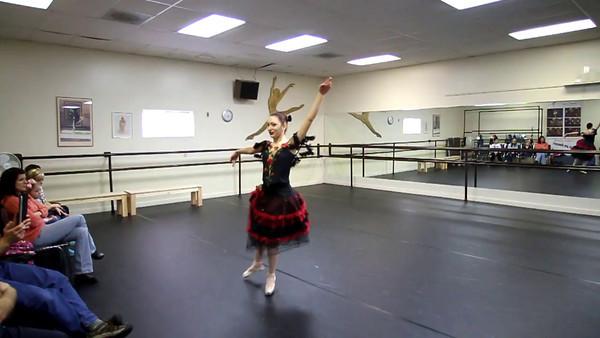 2012 YAGP Dress Rehearsal