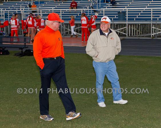 Boone @ Freedom Varsity Football - 2011