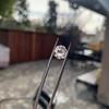2.04ct Octagonal Flat Cut Diamond GIA K SI1 31