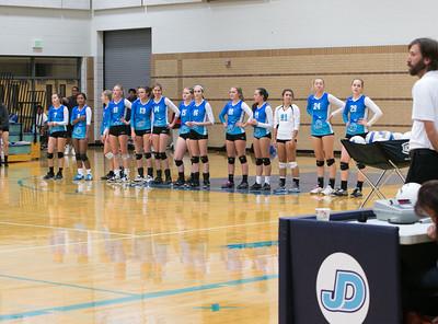 Juan Diego vs Park City Girls Varsity Volleyball