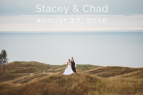 Stacey & Chad