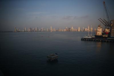 2014 Panama Canal Cruise
