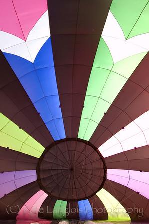 2008 Hillsborough, NH - Hot Air Balloon Festival & Carnival