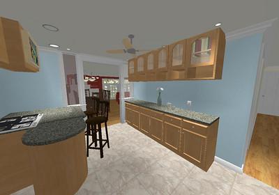 Kitchen/Buffet