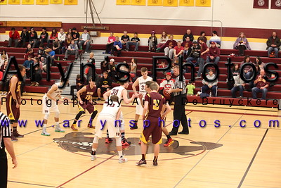 LPHT vs Southwest Christian Feb 1 2016