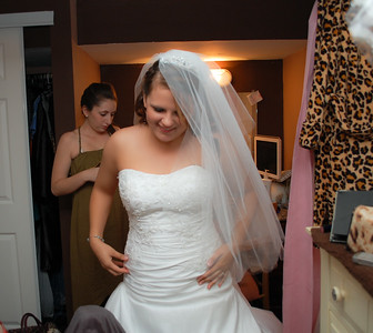 Getting Ready for Wedding Ceremony Part 1