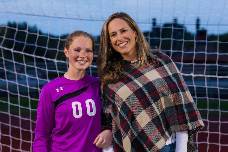 White Bear Lake Girls Soccer Player/Parent Pictures 2018