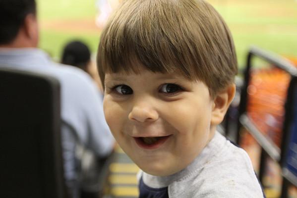 Rays All Star Baseball 2011