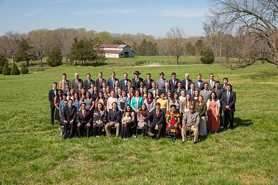 2019 EI Bible School Class Photos
