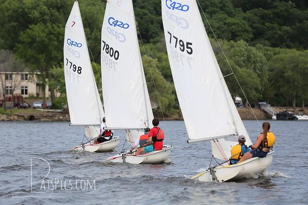 2020 - Saint Croix Sailing School