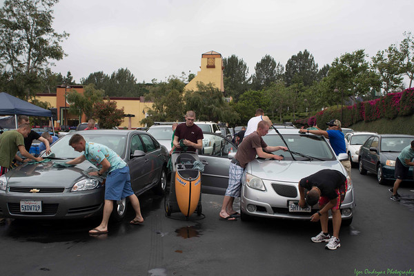 Laguna Niguel Military Car  Wash