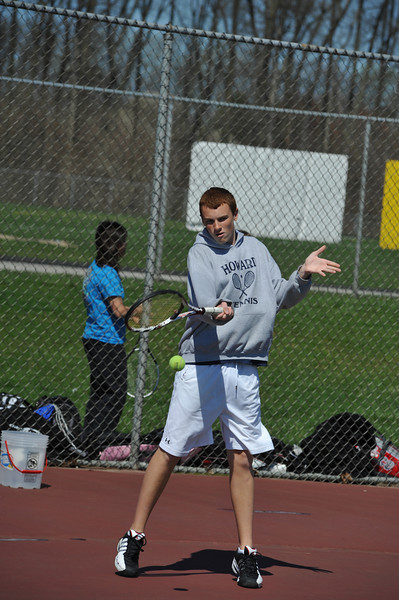 Howard Tennis 2010