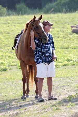 Monroe Country Fair Horse Show 2018