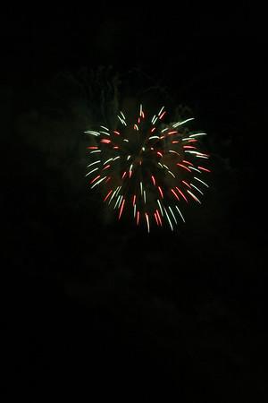Waltham Fireworks