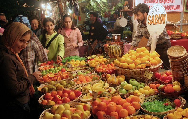 Grand Bazaar, Soap Seller