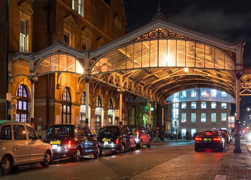 London Marylebone railway station