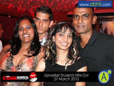 Casa - 27th March 2010