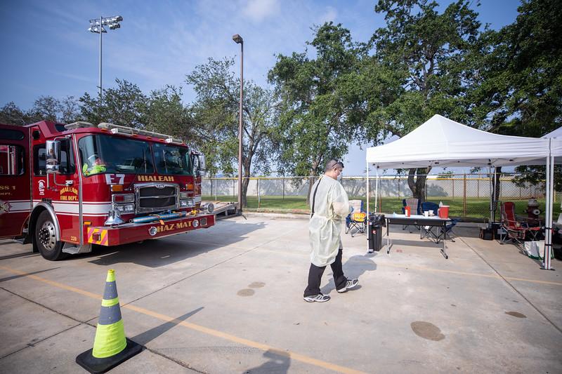 April 16, 2020 Gordon Center COVID Testing Hialeah Fire-146.jpg