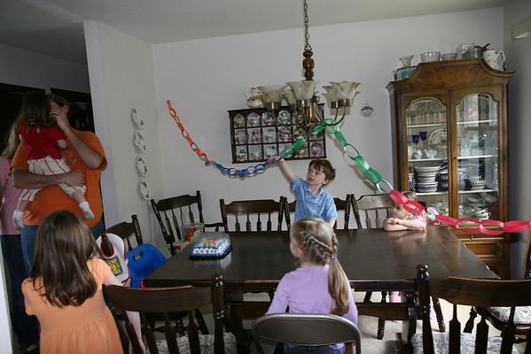 Lily's 2nd Birthday