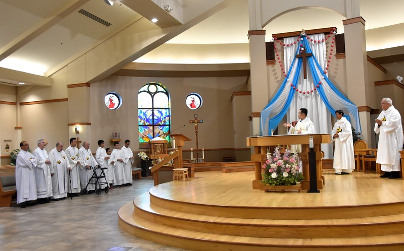 Fr. Joseph Quang welcomes SCJs