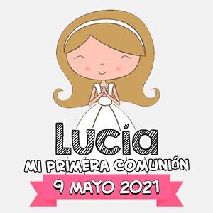 Comunion Lucia
