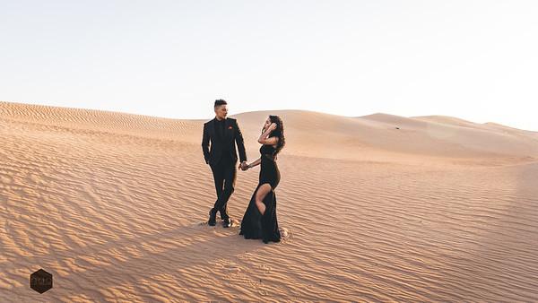 Napat & Andre | Dubai