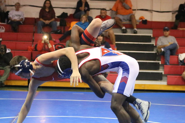 Wrestling's Tri-Meet - Dec. 6, 2017