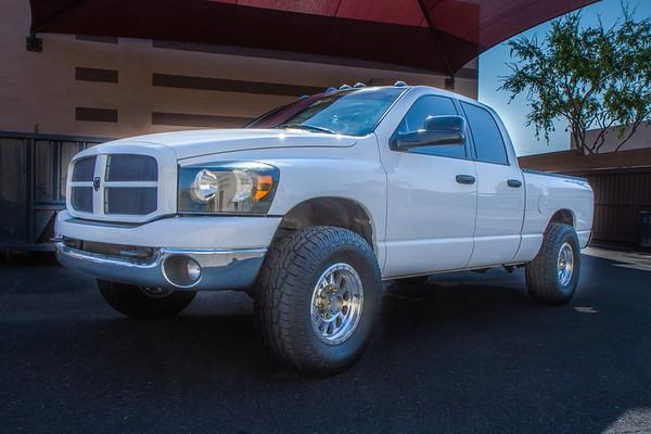 Austin's Truck 8-31-17