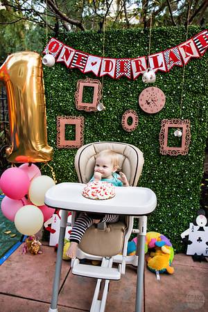 Loebbaka 1st Birthday