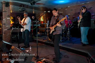 5 Live Concert at The Cellar Door 8-24-2013