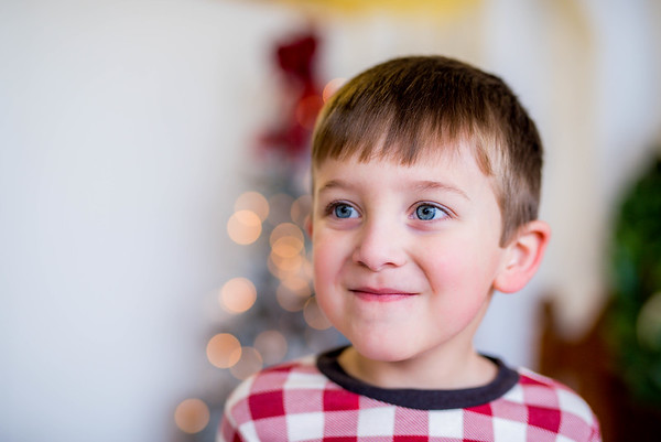 Henry: Christmas PJs