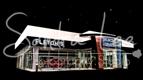 Fletch's GMC BUICK Audi - Commercial Photography by Sandra Lee