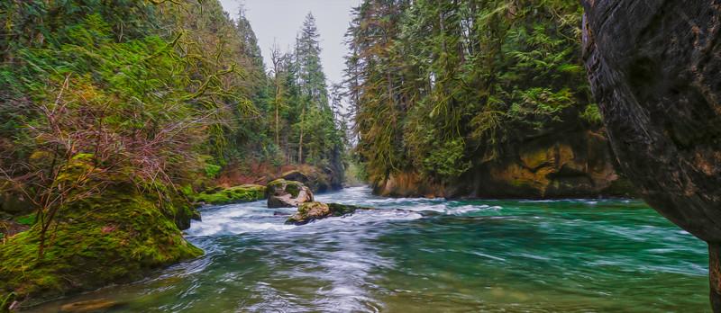 Fine Art Green River Gorge Photographs