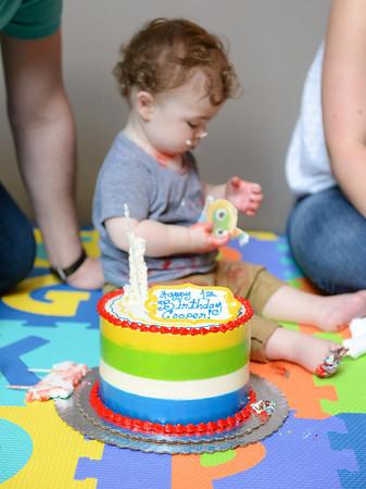 Cooper's 1st Birthday