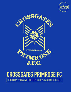 crossgate primrose jfc 2009s