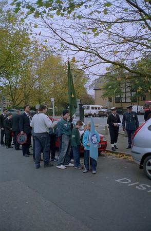 Remembrance Sunday 2005