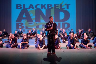 Black Belt Spectacular June 16 2018: Belt Ceremony