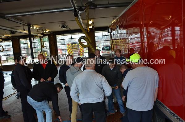Salisbury Fire Dept.; TR Water Rescue; September 2014