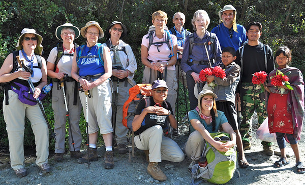 Nepal Trek Annapurna Sanctuary