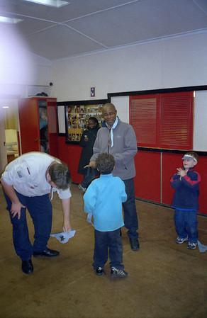 Mufasa Enrollment 2005