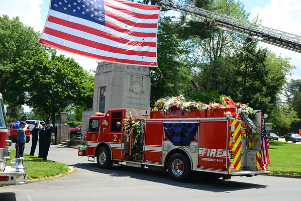 Retired Lt. Timmy Rice Funeral