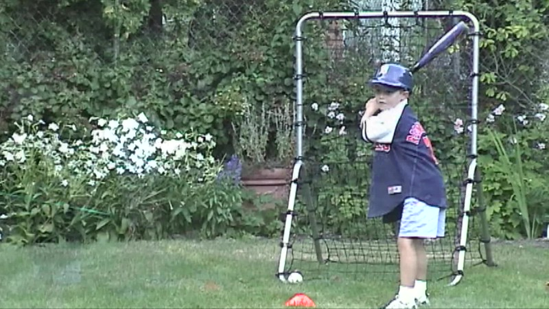 Backyard Batting Practice.mp4