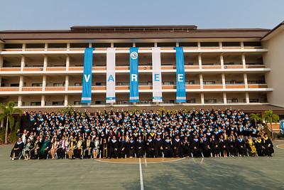 VCS Mattayom Graduation 2012