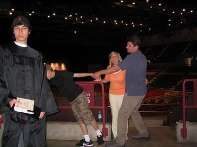 Ivan's HS Graduation