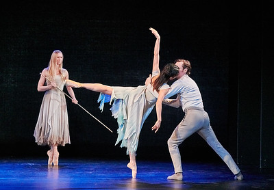 English National Ballet Giselle W&P