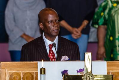 Rev. Dr. Michael Greene