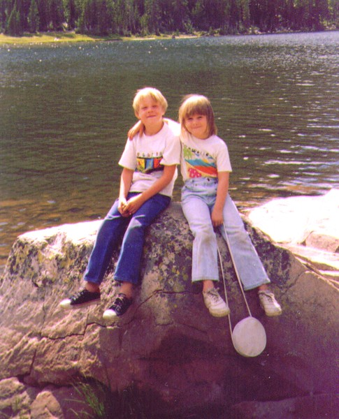 Mikey & Sophia, Mirror Lake .jpg
