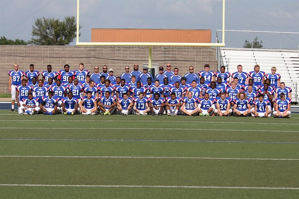 North American All Stars West Team Pre-Game Photos